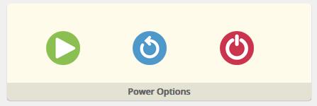 Uruchomienie/zatrzymanie/zrestartowanie serwera